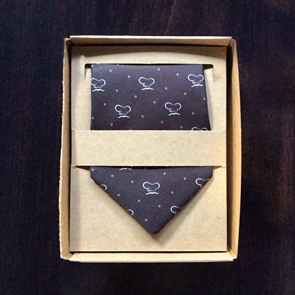 Mangia Tutto Men's Necktie